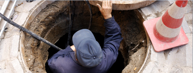 Confined Space & Permitted Entry Header Image