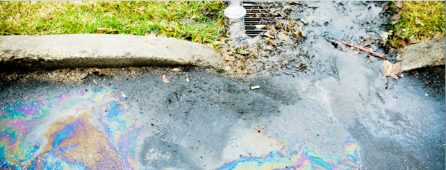 Storm water run-off regulatory compliance